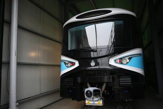 Kabataş – Mahmutbey Metrosuna İlk Araç İndirildi