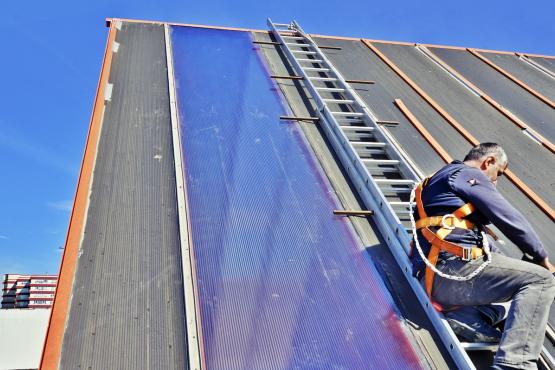 Çatı Onarım Çalışmalarımız Tamamlandı