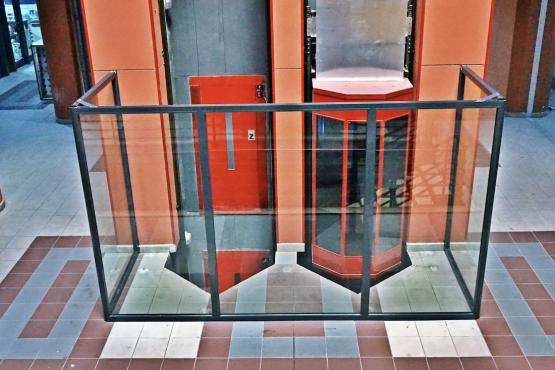 Asansör Kuyuları Çevresinde Gerekli Önlemler Alındı